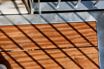 Altan,altan i stål,altan terrasse,altan trappe m.altan låge ...