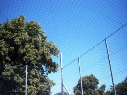 Boldhegn,Overdækket Boldbure,Boldbane-Bure,Lukket overdækkede boldbaner med tag