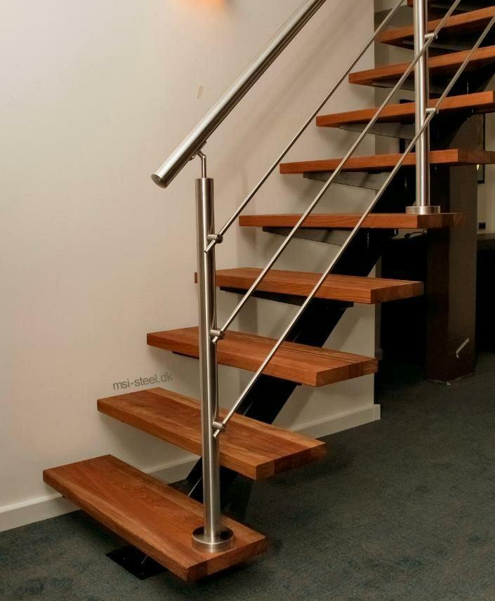 billige trapper indendørs
