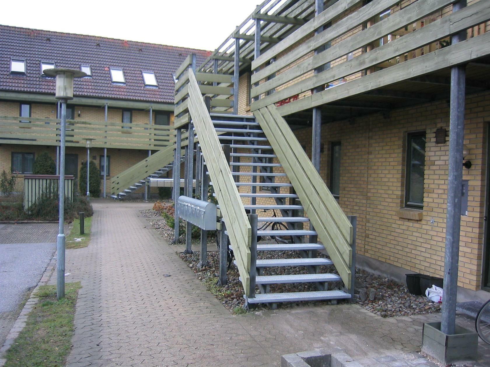 Trætrin,træ trappetrin,Udskiftning til,standard stål-pladetrin ...