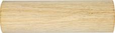 Gelænder Håndliste Rundstok i EG:  Håndliste i 45mm EG - Gelænder Træ Rundstok