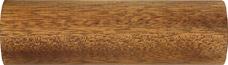 Gelænder Håndliste Rundstok i Mahogny: Håndliste i 45mm Mahogny - Gelænder Træ Rundstok